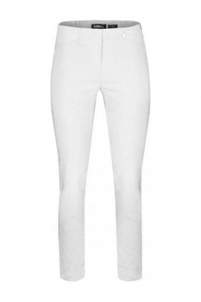 Rose 09 7/8 White Trousers - 51527-5499-10