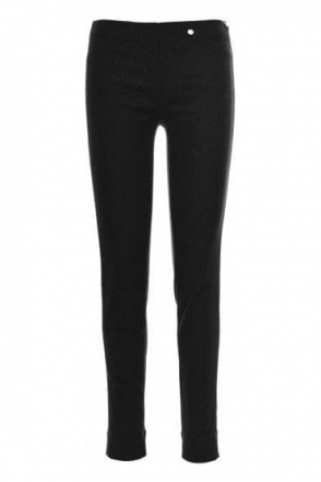Rose Metallic Stitch Detail Trousers - 52697-54649-90
