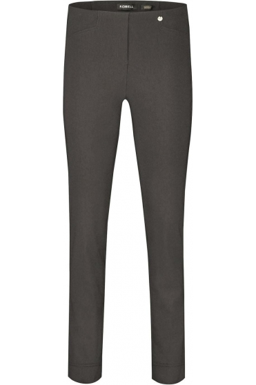 Rose Super Slim Fit Elephat Grey Trousers - 51673-5499-97