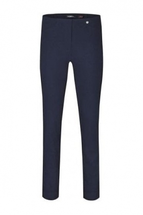 Rose Super Slim Fit Navy Trousers - 51673-5499-69