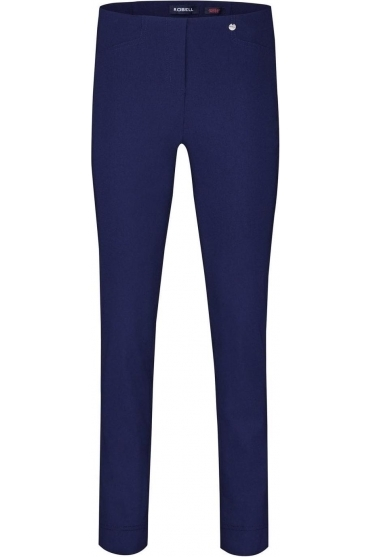 Rose Super Slim Fit Palace Blue Trousers - 51673-5499-65