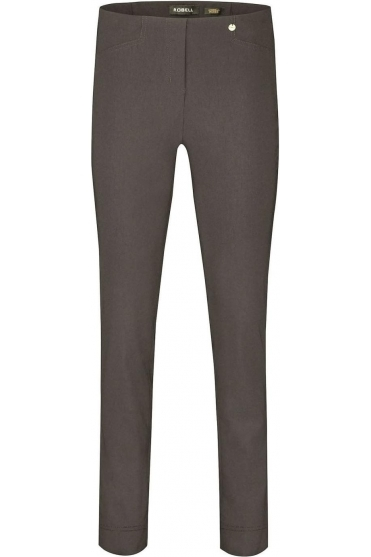 Rose Super Slim Fit Toffee Trousers - 51673-5499-38