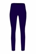 Robell Rose Super Slim Fit Trousers - Ink - 51673-5499-620