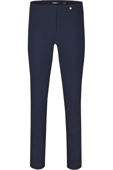 Rose Super Slim Fit Trousers - Navy - 51673-5499-69