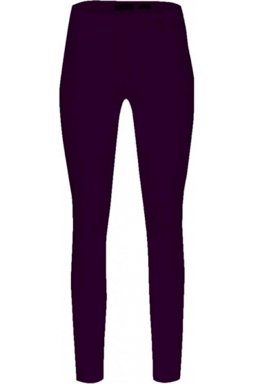 Rose Super Slim Fit Trousers - Violet - 51673-5499-581