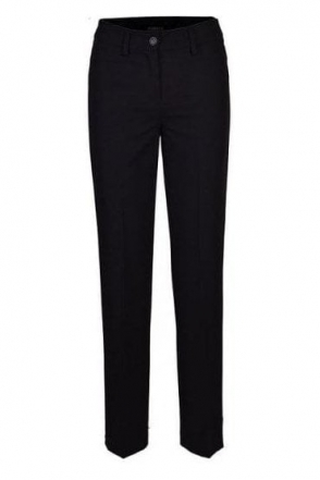 Sissi Light Weight Full Length Trousers - Black 90 - 51488-5611-90