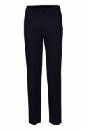 Robell Sissi Light Weight Full Length Trousers - Navy 69 - 51488-5611-69