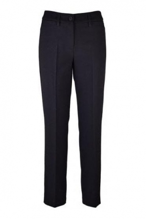 Sissi Short Length Trousers - Black - 51504-5405-90