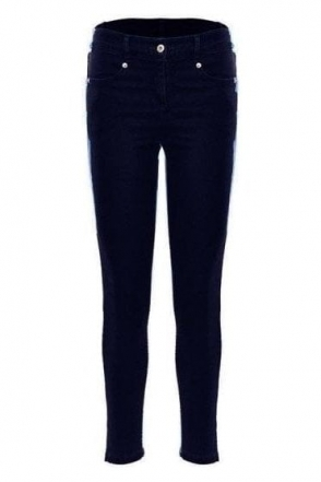 Star 09 Full Length Jeans - Navy - 51474-5448-69