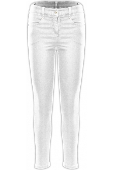 Star 09 Regular Length Jeans - White - 51474-5448-10